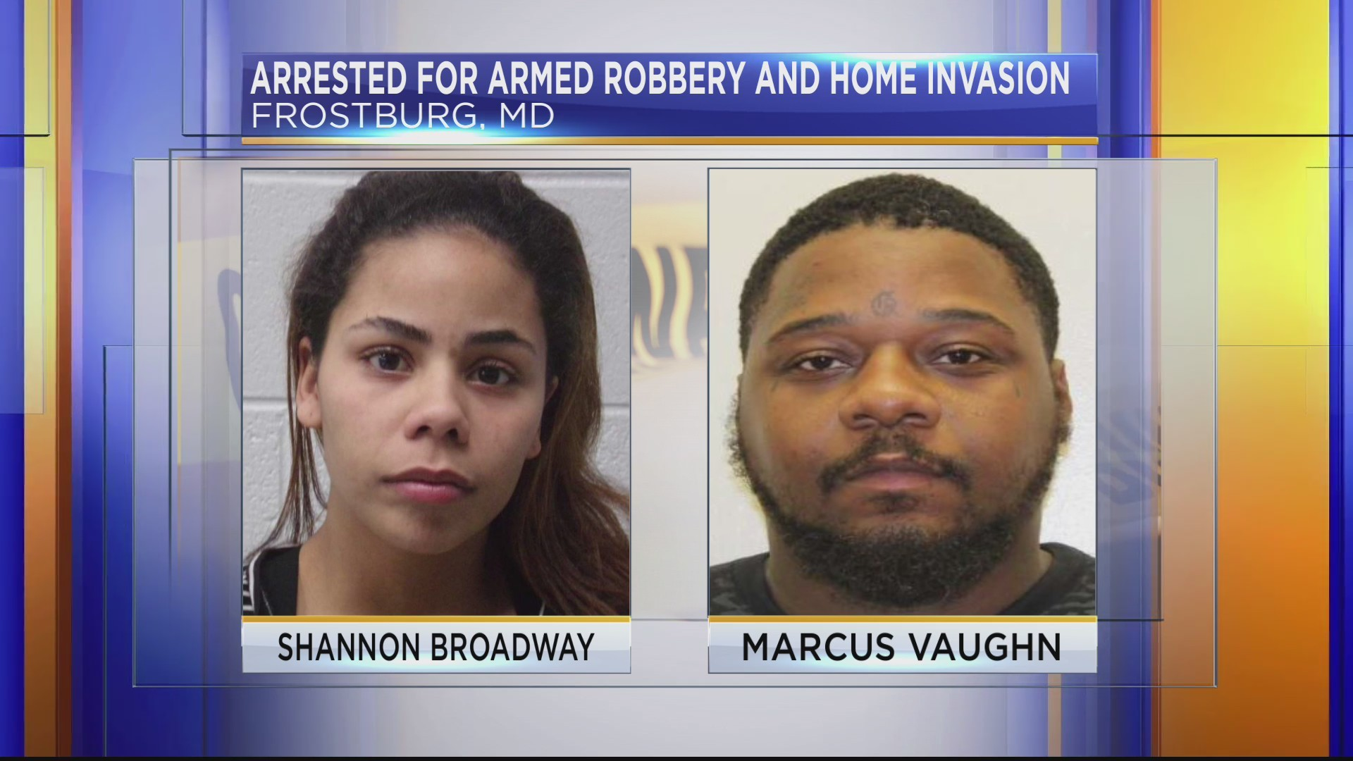 Cumberland Police arrest four people involved in armed robberies