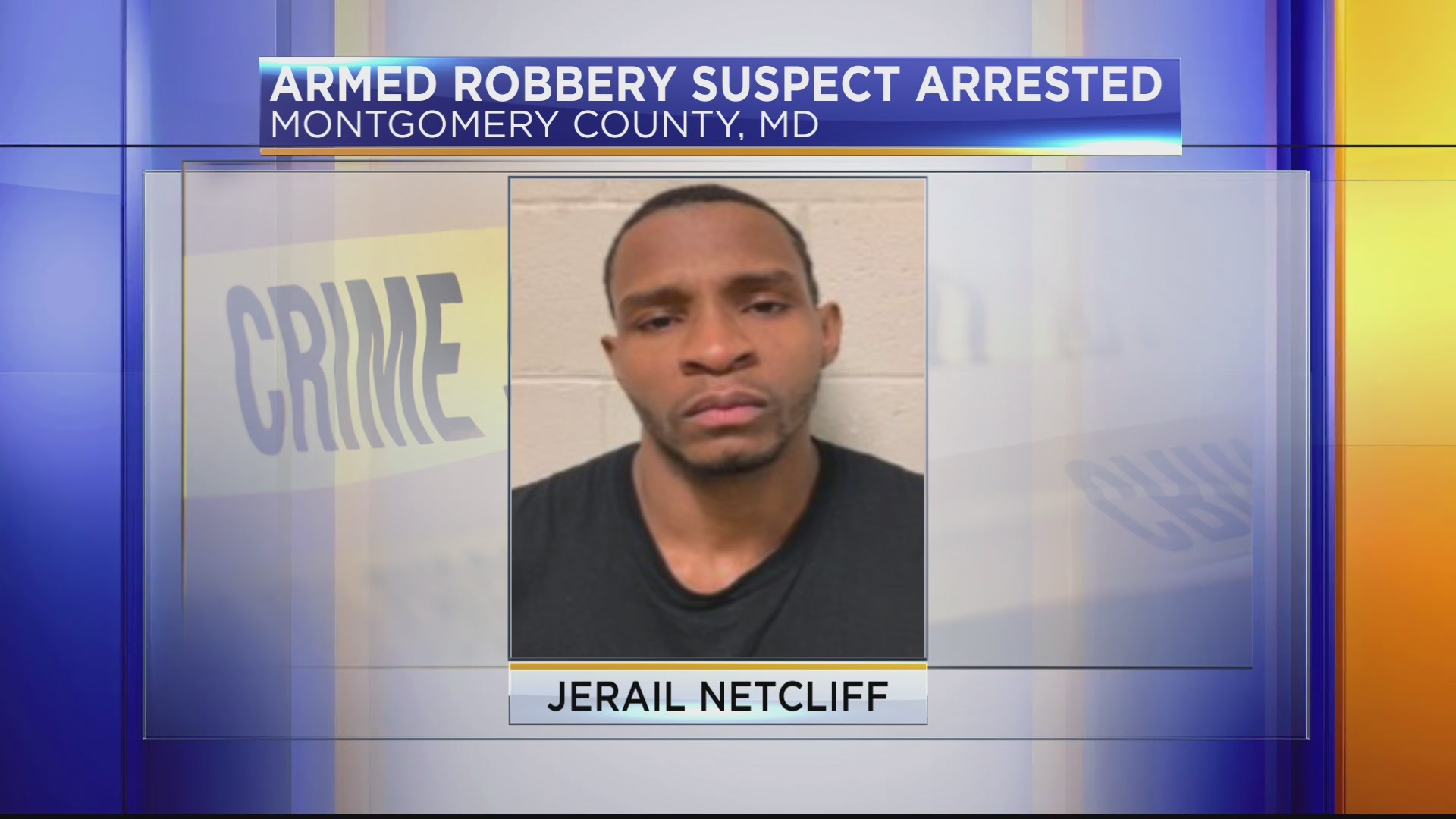 U-Haul van leads police to arrest man for armed robbery