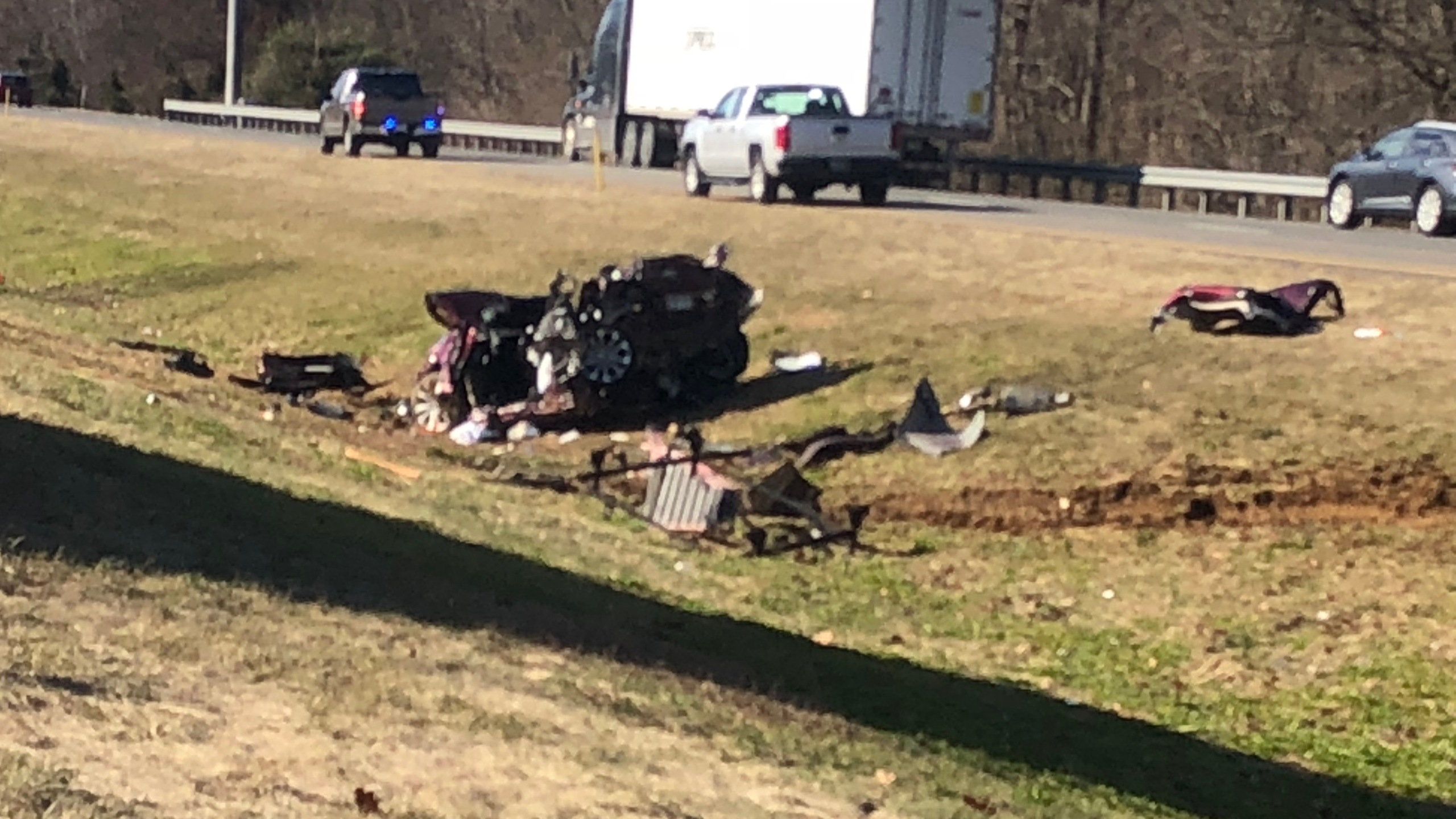 UPDATE: People involved in I-70 crash identified