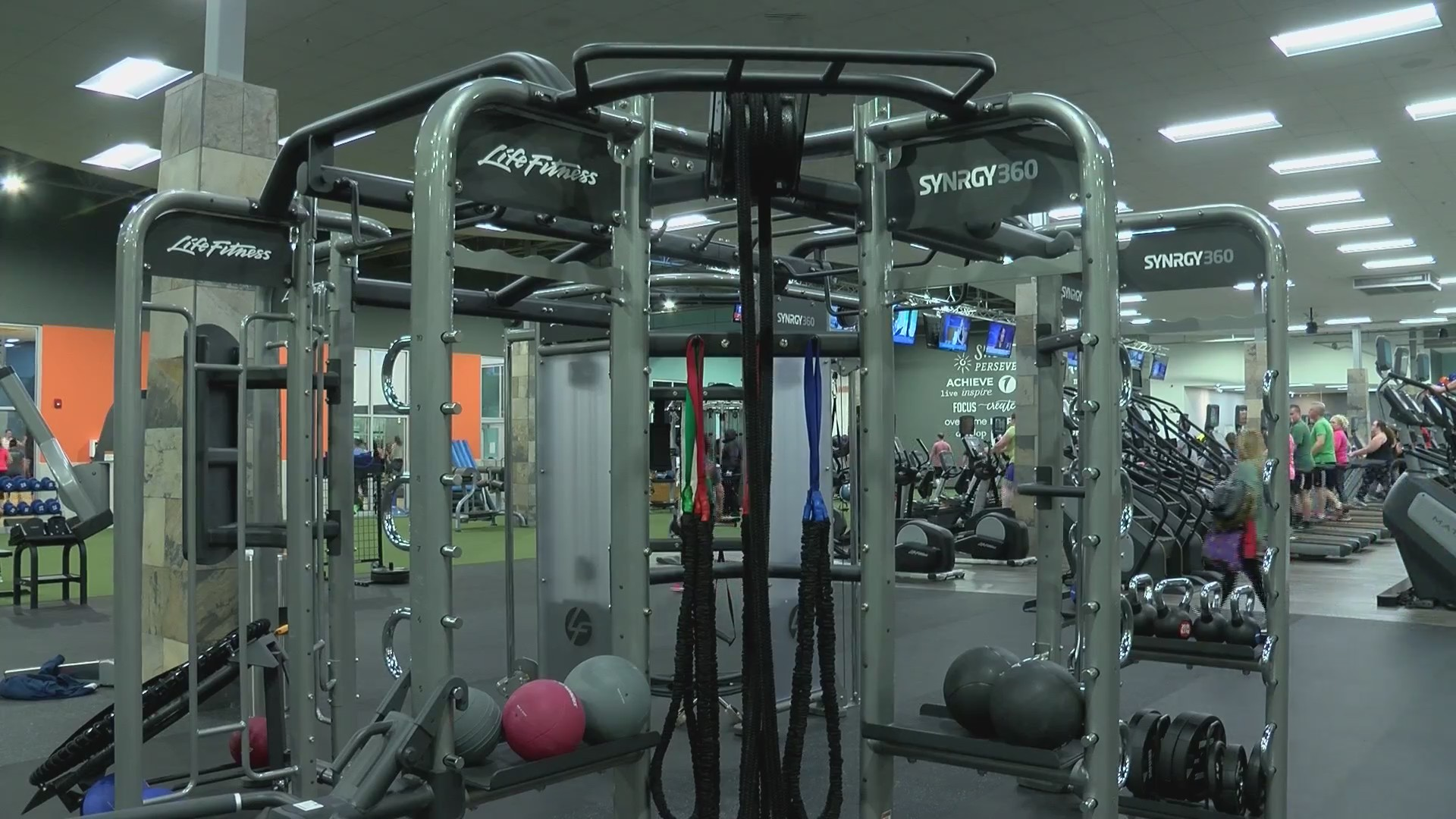 Onelife Fitness At The Valley Mall Holds Their Grand Opening