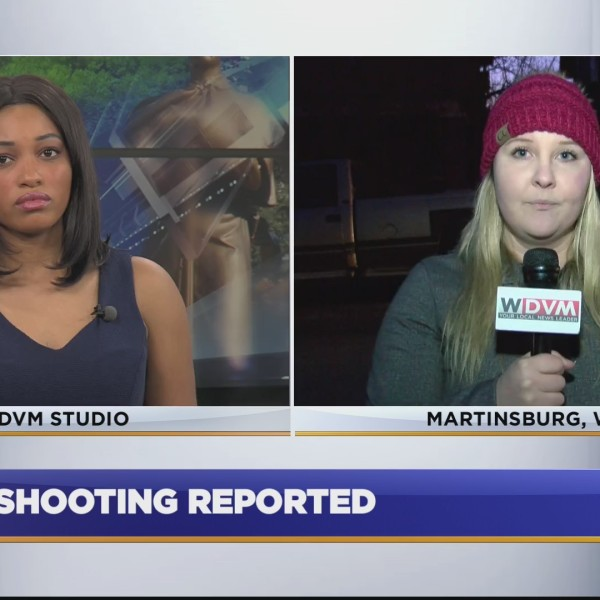 MARTINSBURG SHOOTING