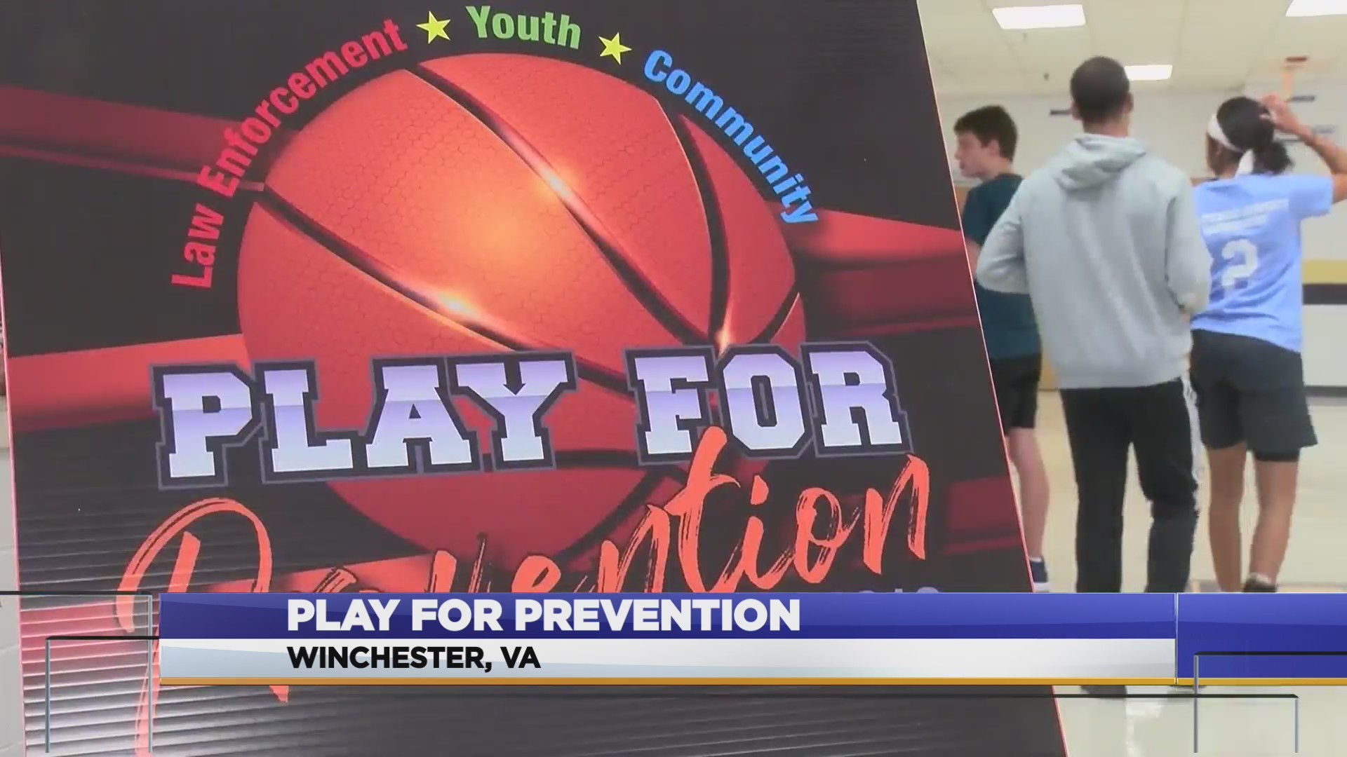PLAY FOR PREVENTION