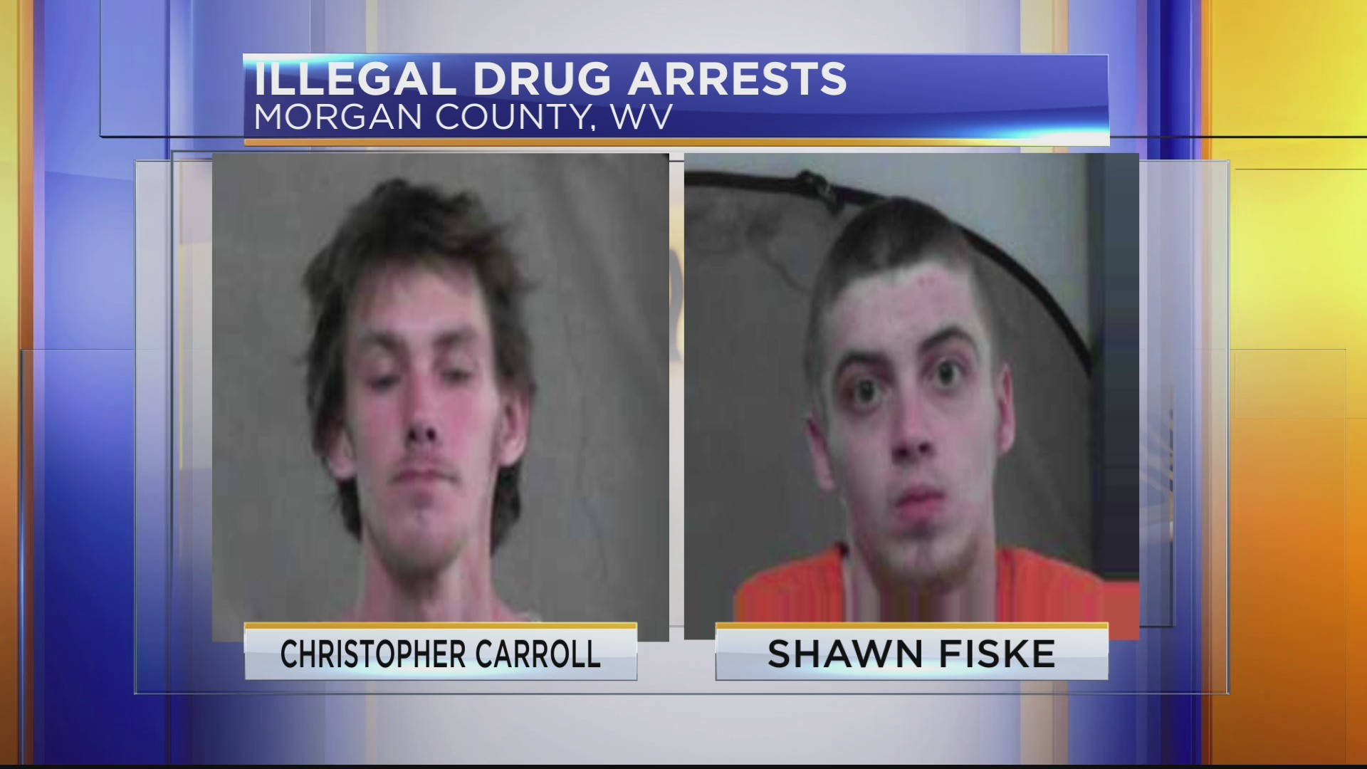 2 arrested in connection to illegal drug sales bust in