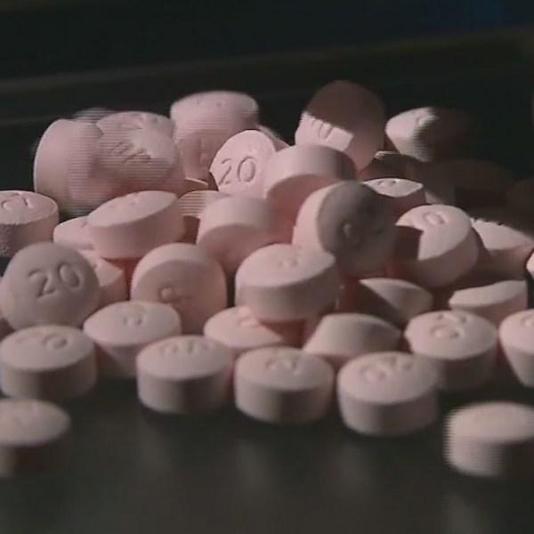 60 people across West Virginia, Ohio, Kentucky & more arrested in opioid takedown