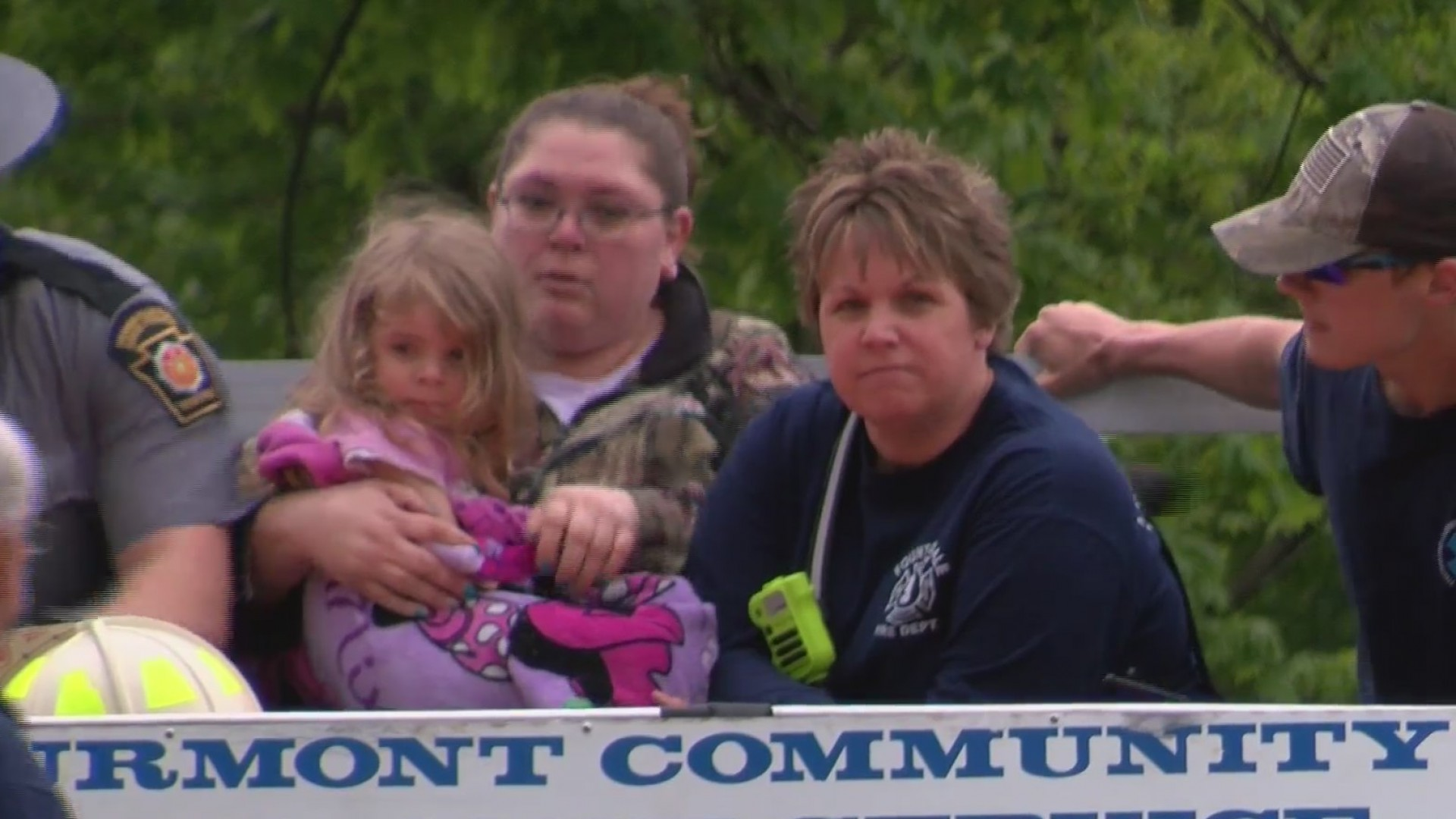 Missing four-year-old found safe in Franklin County
