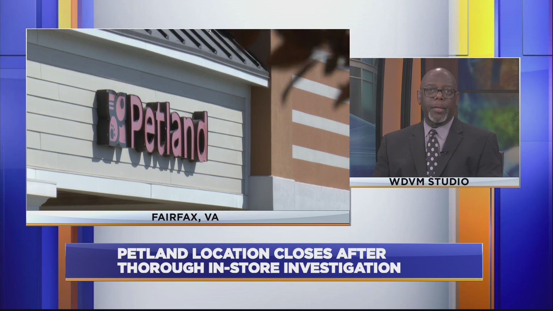 Petland in Fairfax closes after alleged animal abuse