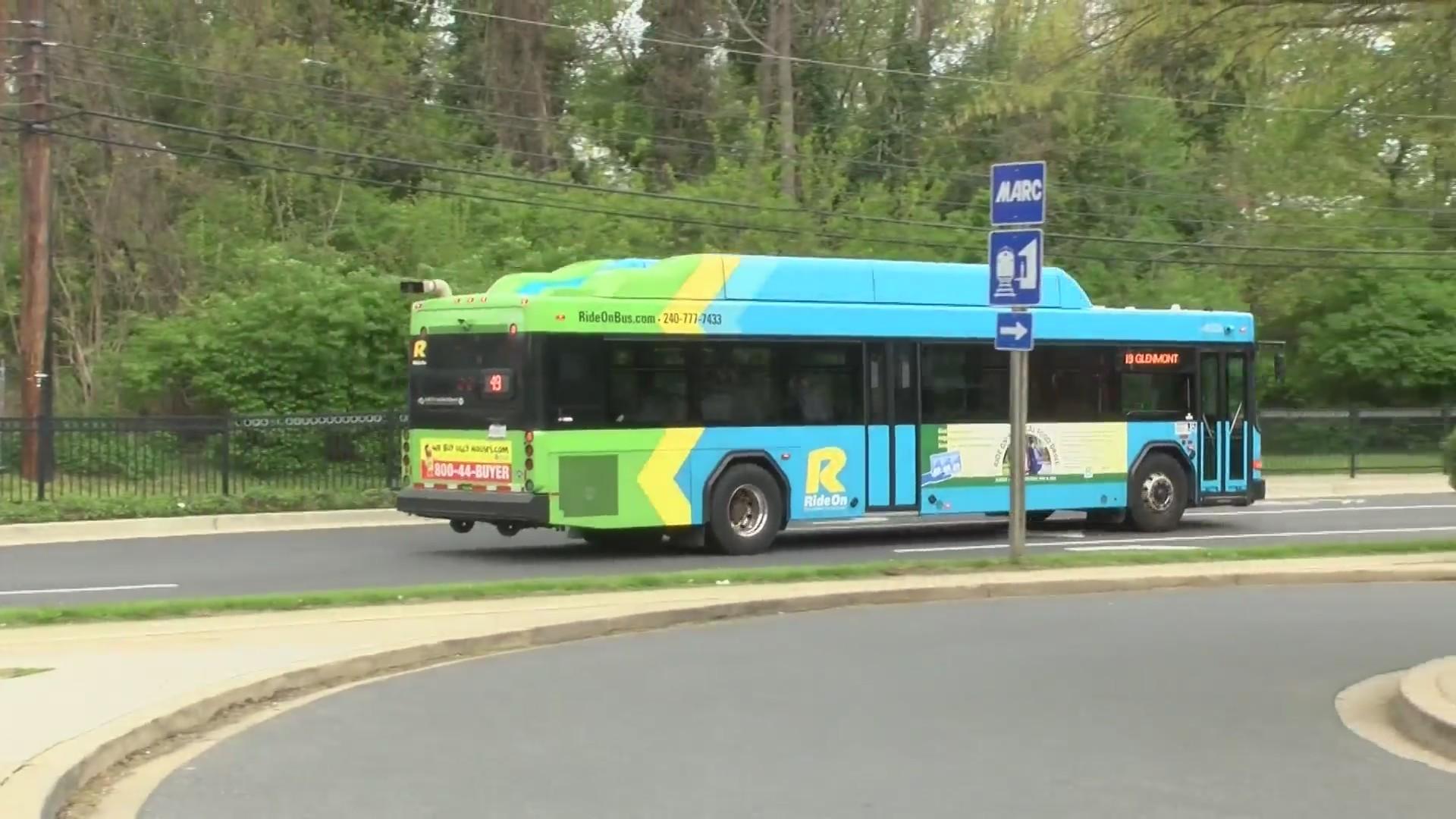 MCDOT works on new program for on-demand bus pickup service