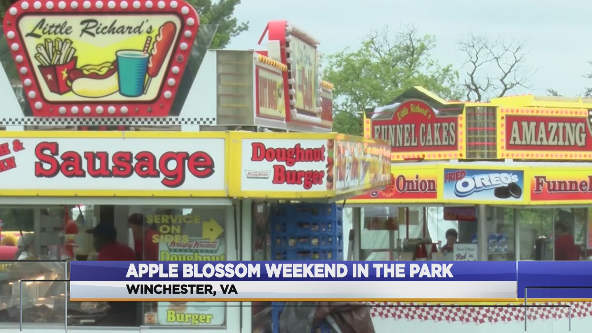 APPLE BLOSSOM WEEKEND