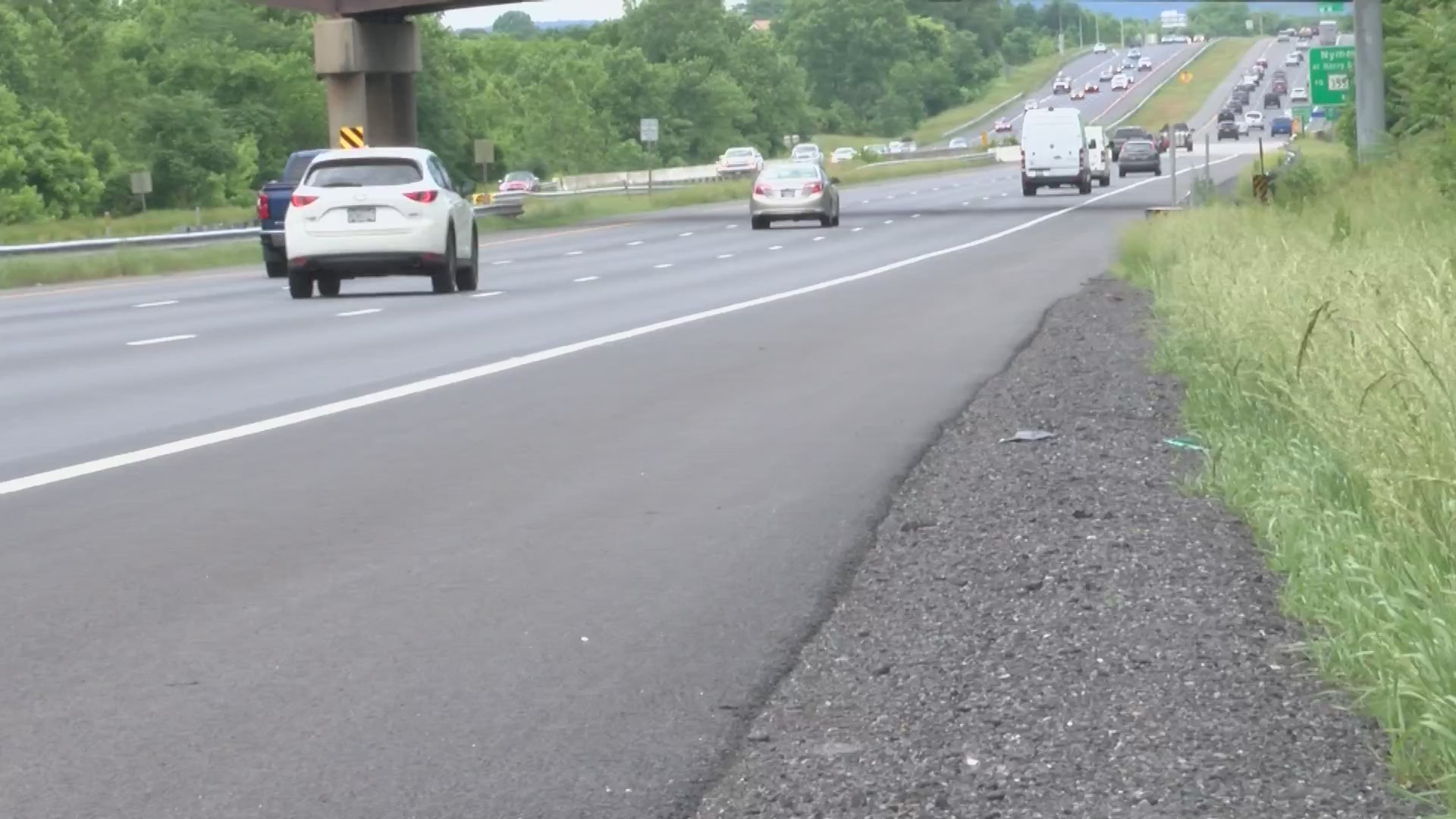 Accident on I-70 W results in death of Hagerstown man