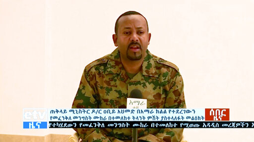 Abiy Ahmed