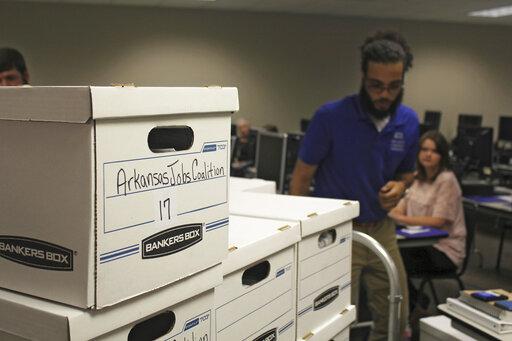 Ballot Measures Arkansas