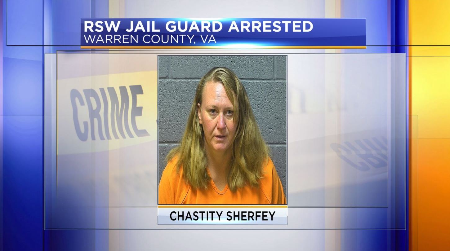 Former jail guard now behind bars | WDVM 25