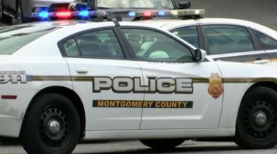 Montgomery County Police say pedestrian hit in crash