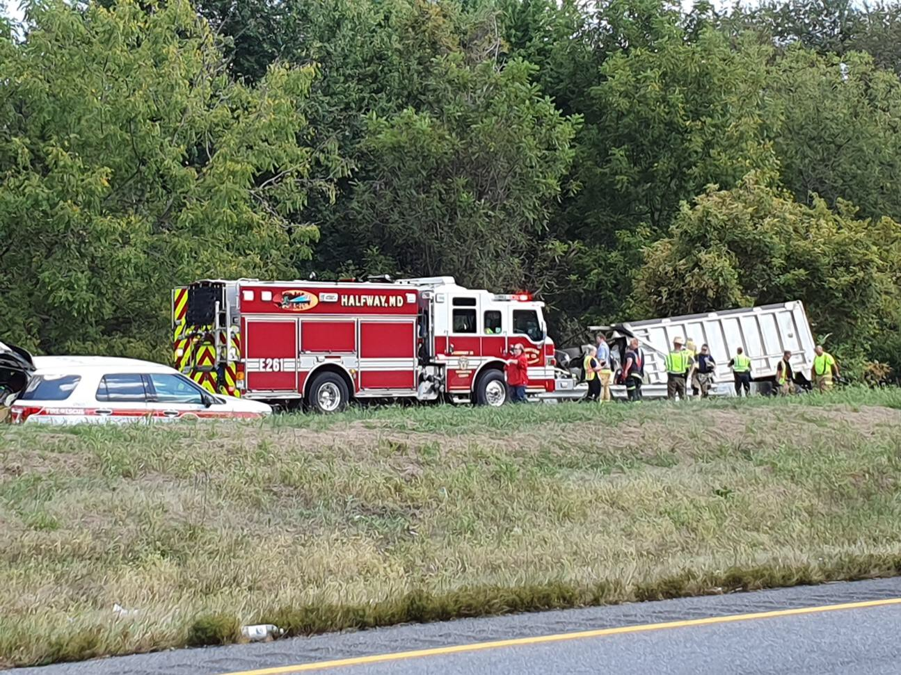 Update: Person identified in three-vehicle crash on I-70 ... on map of ashland pa, map of franklin pa, map of mount holly springs pa, map of crystal spring pa, map of birdsboro pa, map of curryville pa, map of new oxford pa, map of mount union pa, map of armagh pa, map of south mountain pa, map of hopewell pa, map of new paris pa, map of three springs pa, map of red lion pa, map of buck hill falls pa, map of cross fork pa, map of needmore pa, map of shade gap pa, map of huntingdon pa, map of catawissa pa,