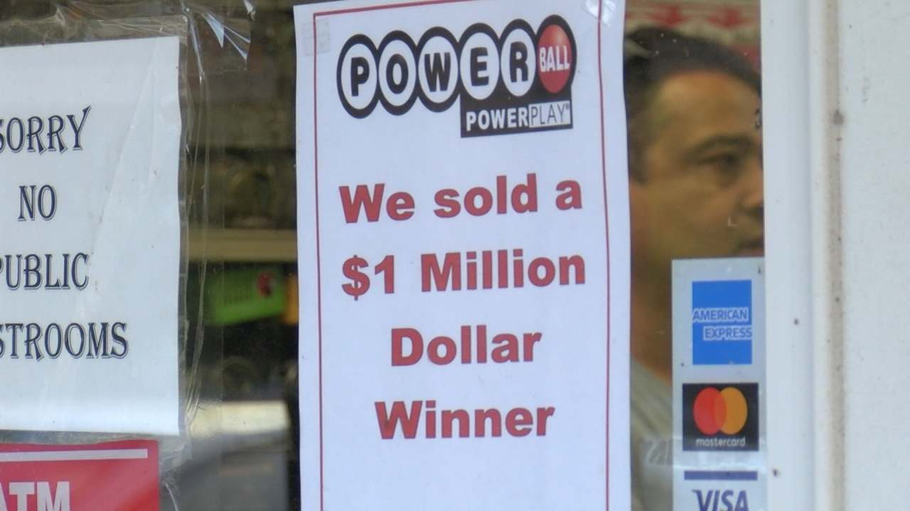 $1 Million Powerball Ticket Sold In Warren County