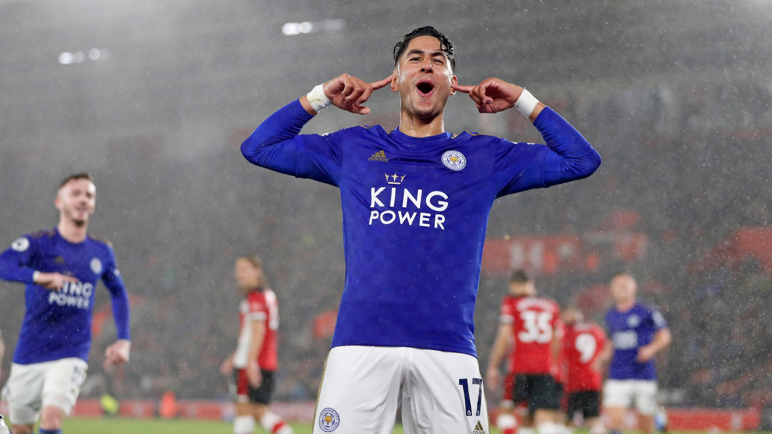 Leicester Ties Biggest Epl Win With 9 0 Rout Of Southampton Wdvm25 Dcw50 Washington Dc