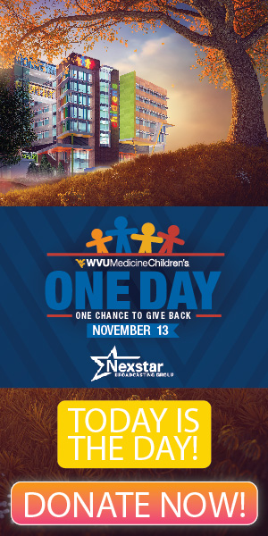 WVU CMN Day of Giving Donate now