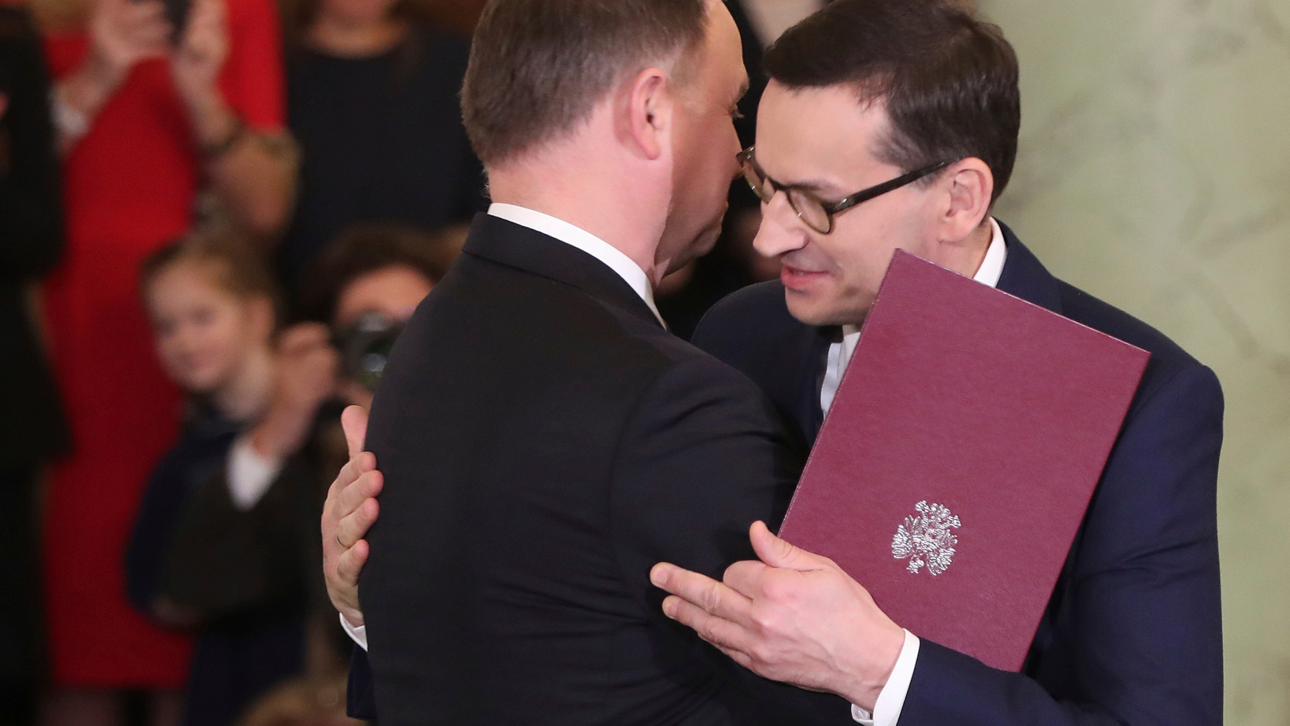 Dndrzej Duda, Mateusz Morawiecki