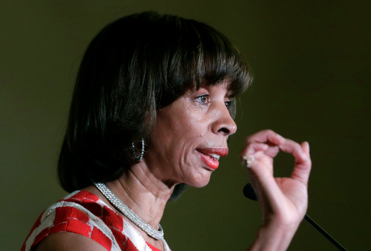 Ex-Baltimore Mayor Catherine Pugh faces fraud, tax charges ...