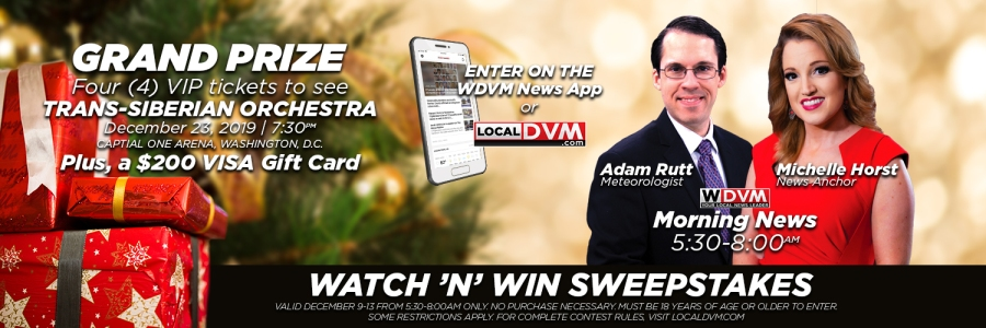Trans Siberian Orchestra Watch and Win Sweepstakes