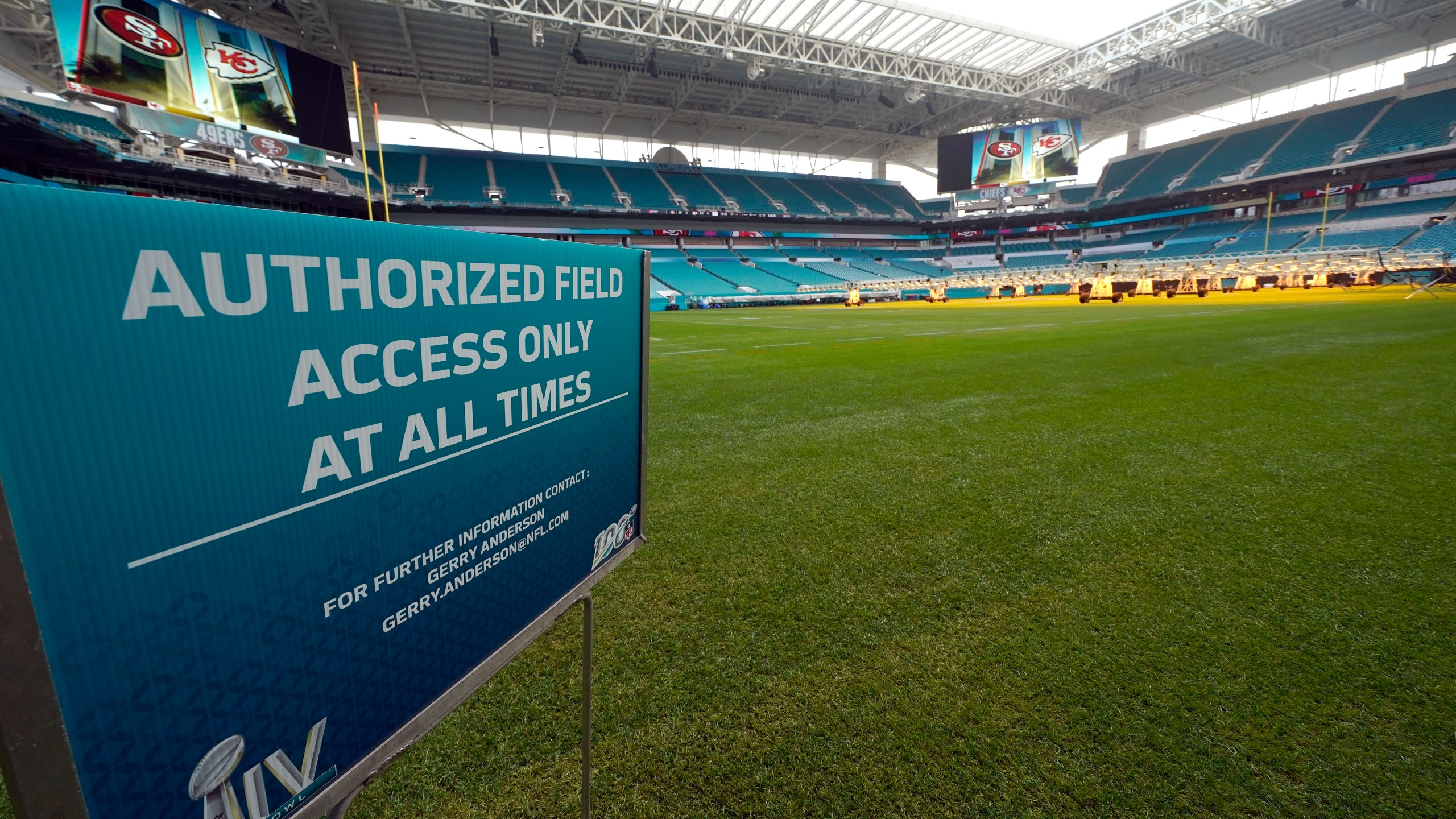 Tight Security Promised For Super Bowl 54 In Miami Wdvm 25