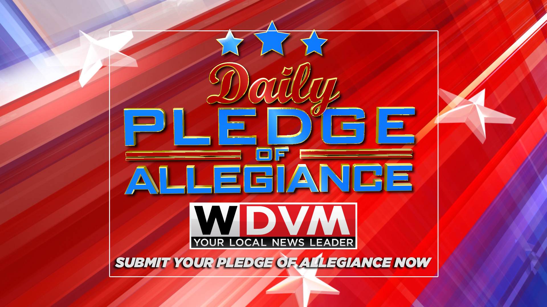 Pledge of Allegiance Submissions