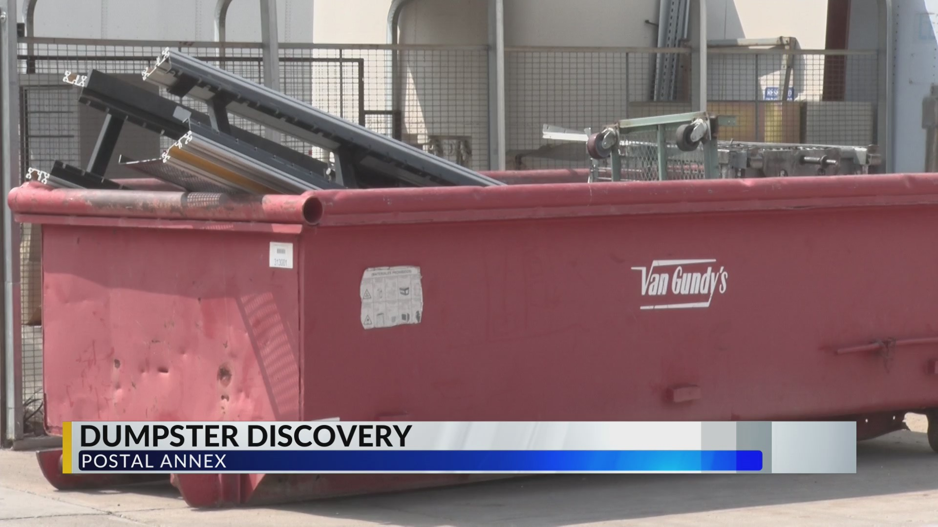 Grand Junction Usps Annex Thrown Out