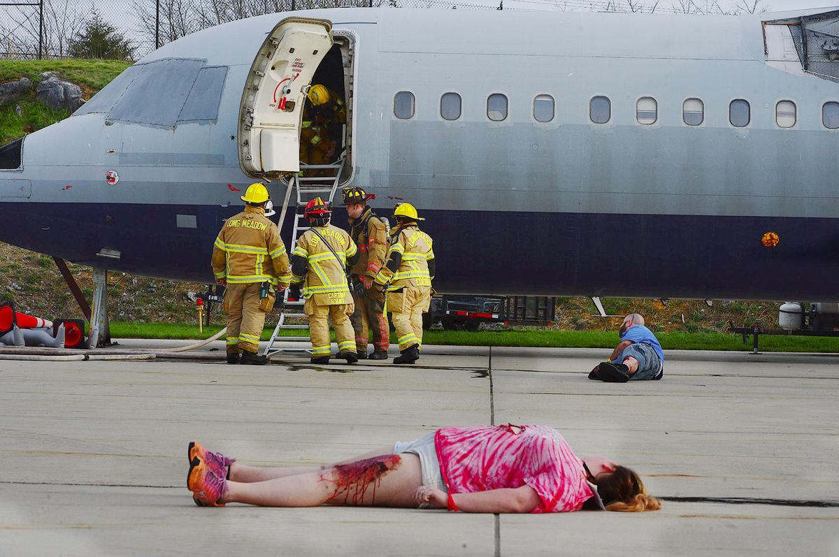 Hagerstown Regional Airport Holding Emergency Disaster Drill This Weekend Wdvm 25