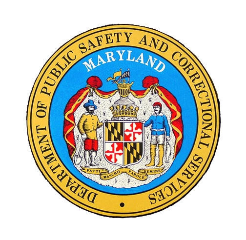 Maryland Department of Corrections Logo