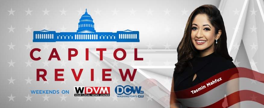 Capitol Review on WDVM 25 and DCW 50