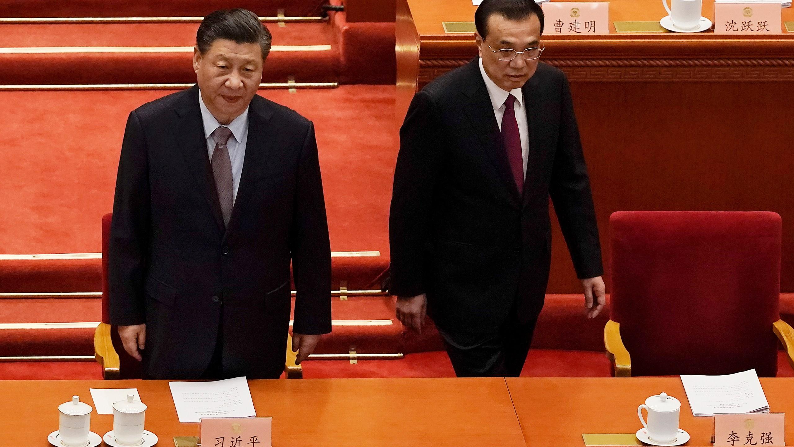 Xi Jinping, Li Keqiang